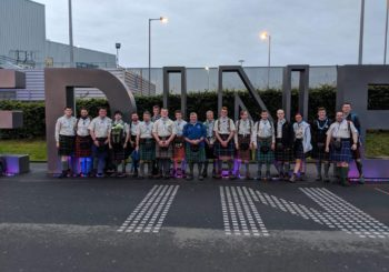 Message to the Craigalmond Contingent on the Scouts Scotland Madagascar Expedition 2019